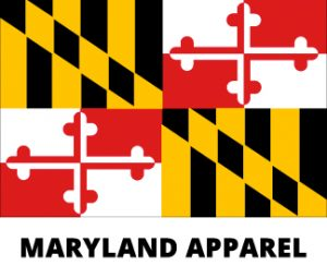 Maryland Apparel Logo