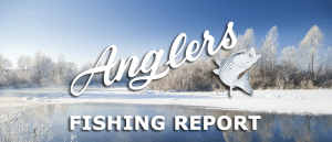 anglers winter fishing forecast