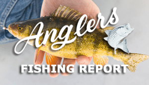 Fishing Report March 21st 2015