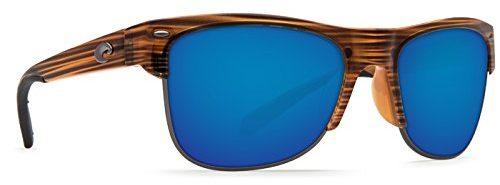 Costa Del Mar Pawleys Teak - Blue Mirror $279.00