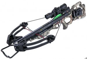 TenPoint Shadow Ultra Lite (Comes with Quiver & Arrows)