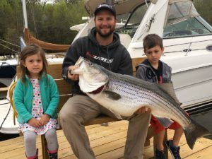 Trophy Rockfish Season Anglers Sport Center