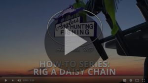 How to rig a daisy chain