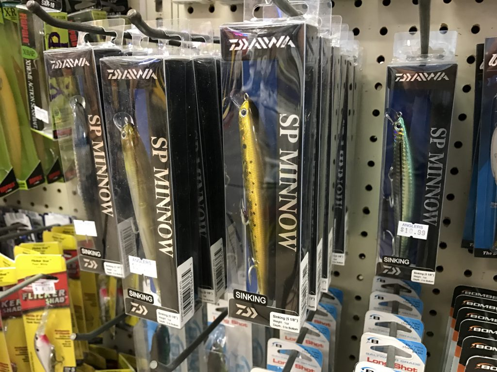 SP Minnow from Shimano
