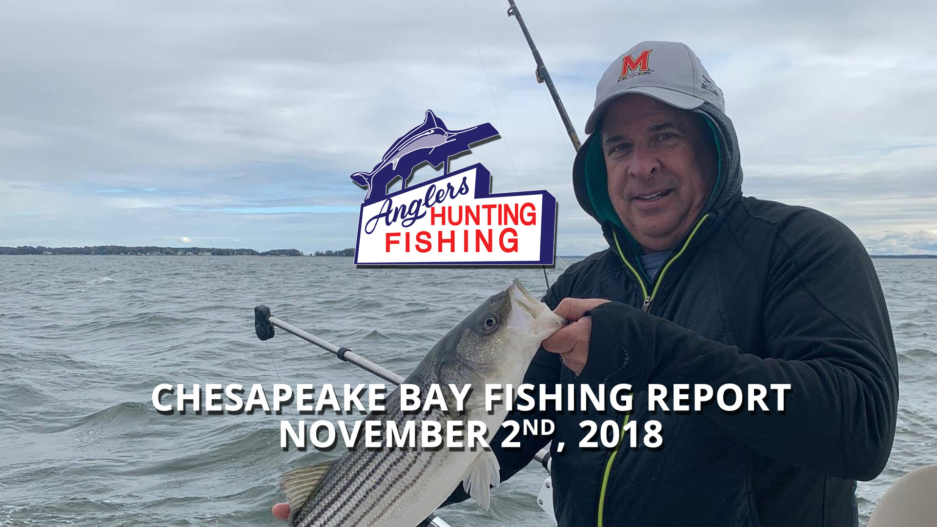 Chesapeake Bay Fishing Report - November 2nd, 2018