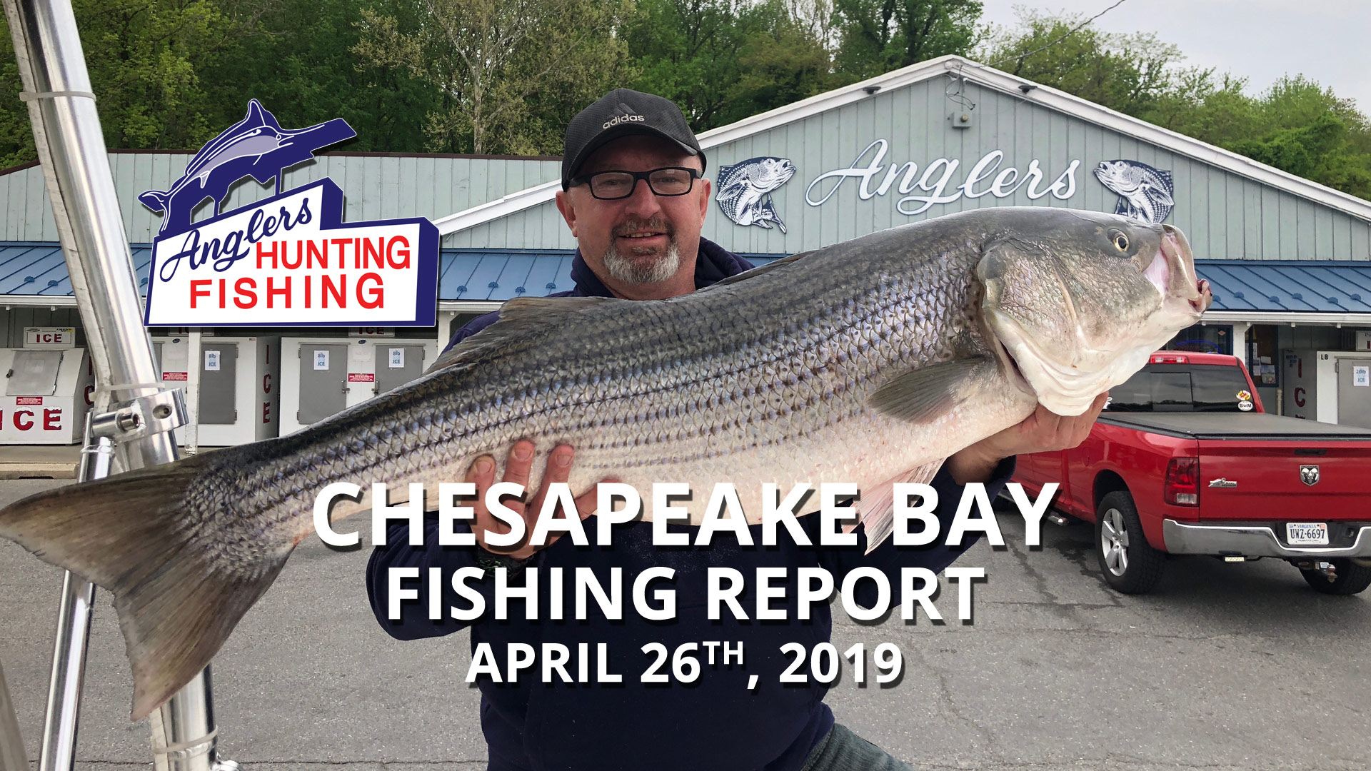 Chesapeake Bay Fishing Report - April 26th, 2019