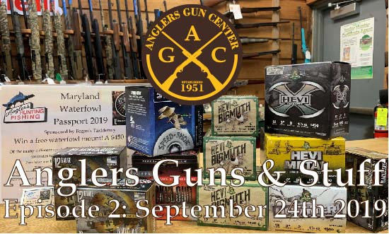 Guns & Stuff Episode 2: September 24th 2019
