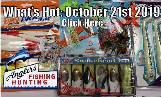 What's Hot: October 21st 2019