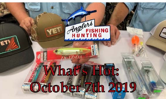 What Hot: October 7th 2019