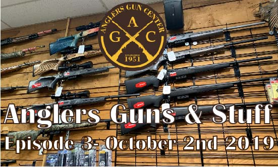 Guns & Stuff Episode 3- October 2nd 2019