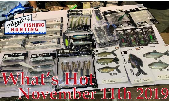 What's Hot: November 11th 2019